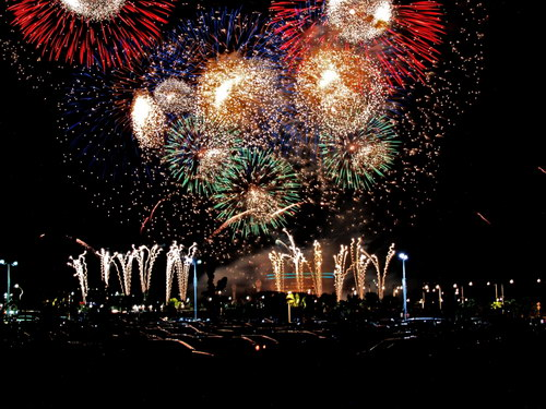New Years Eve Colombo